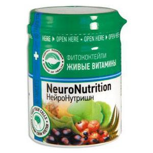 """Фитоктейл """"НейроНутришн"""" Живые Витамины"""