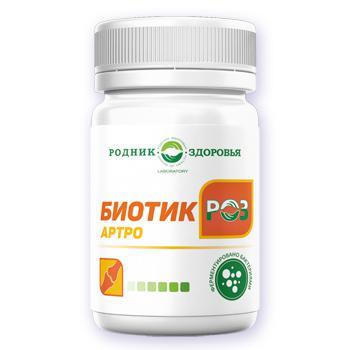Продукт БИОТИКРОЗ АРТРО Родник Здоровья